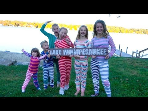 Lake Winnipesaukee VACATION!