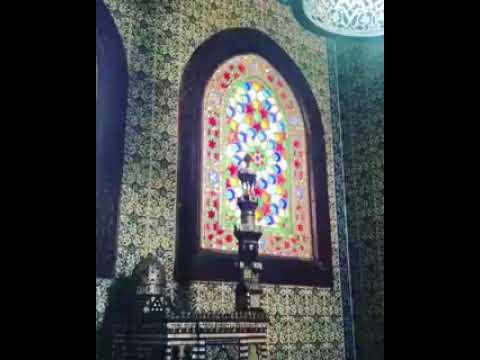 Inside Mosque of Mohamed Ali, Cairo, Egypt
