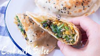 韮菜盒子|Chinese Chives Pockets | 中式食譜|Chinese Food Recipes