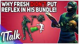 Why Fresh DIDN'T Bring Back Reflex! (Fortnite Battle Royale)