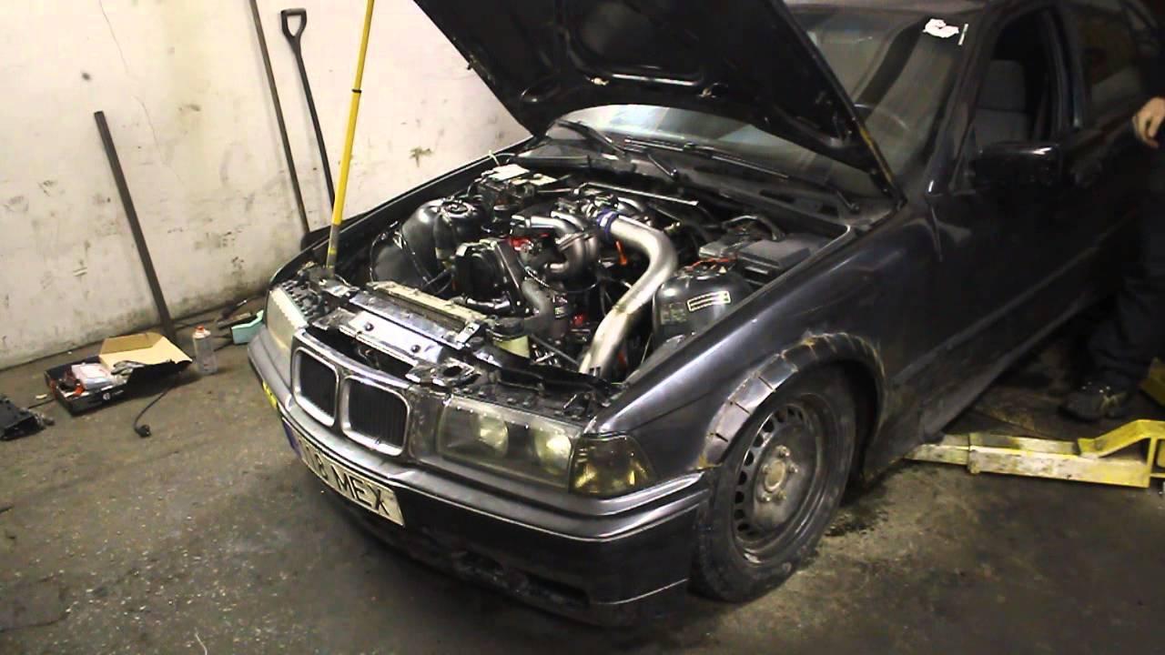 Bmw E36 M40 Turbo