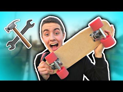 BUILDING A PENNY BOARD!!