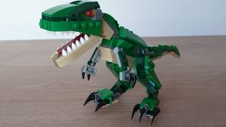 LEGO 31058 LEGO CREATOR 3 in 1 2017 Mighty Dinosaurs T-Rex (1/3)