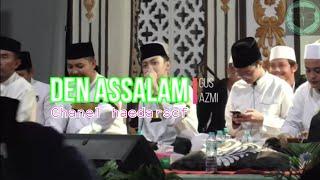 Gus Azmi - Den Assalam   Ponpes Al Hidayah Karangsuci Bersholawat