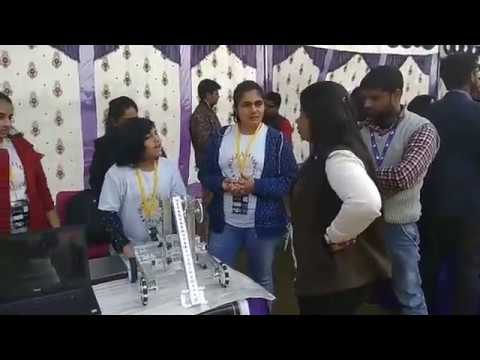 Kid Entrepreneurs of FIRST Tech Challenge Team #1117 - Programming Club at Social Startup Fest 2018