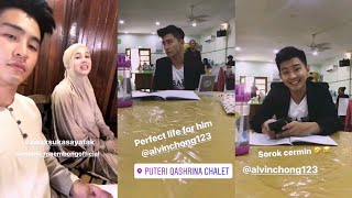 Video Emma Maembong perli Alvin Chong tak boleh berenggang dengan cermin | Awak Suka Saya Tak download MP3, 3GP, MP4, WEBM, AVI, FLV Maret 2018