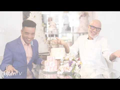 Episode 2: Iconic Cake Genius Ron Ben Israels Talks Cake, DTWS \u0026 More With Björn The Event Planner