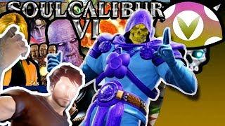 [Vinesauce] Joel - Soul Calibur VI HIGHLIGHTS #1