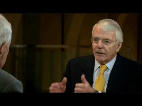Former Tory Prime Minister John Major speaks out against BREXIT and calls for a second referendum