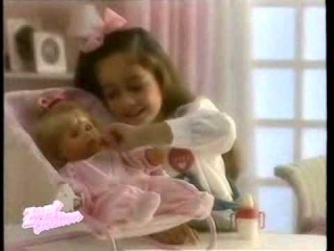 Zapf Baby Lou Werbung 1993 Youtube