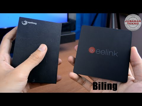 Review Beelink Mini MX3 Android TV Box Indonesia (Juragan Tekno)