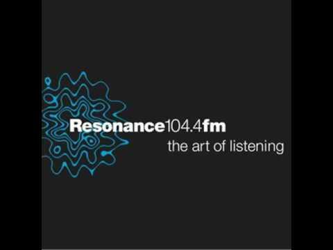 rednox - clear spot on Resonance FM