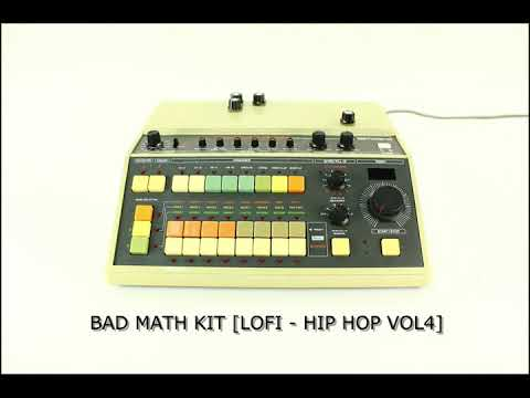 VOL4 FREE LO-FI HIP HOP SAMPLE PACK by BADMATH | SAMPLE GANG