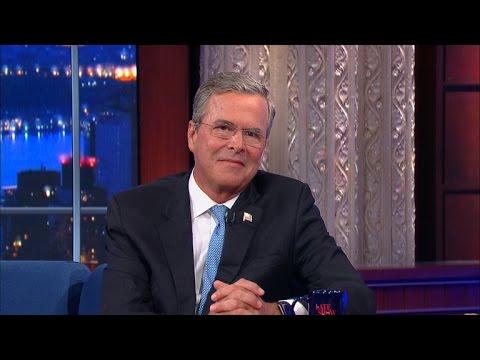 Jeb Gets His Trump On