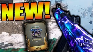 BRAND NEW DLC WEAPONS/CAMO FOR BLACK OPS 3!! (Luckiest Supply Drop Opening BO3 DLC)