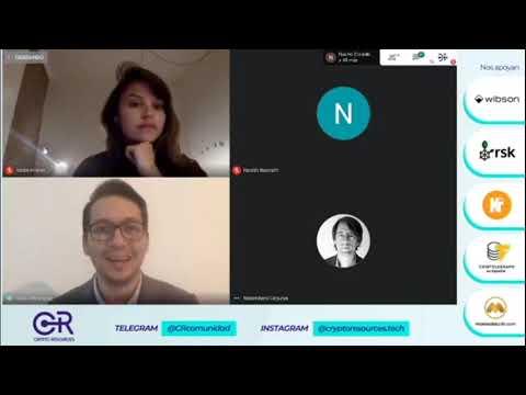 Charla debate con Maker DAO & Money On Chain - Crypto Resources