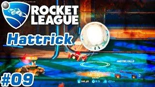 Hattrick I Rocket League Türkçe Multiplayer I 9. Bölüm