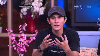 Vino G Bastian Bicara Perbedaan Bahasa Karo dengan Bahasa Batak