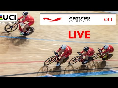 Full Replay | Track Cycling World Cup – Cali, Colombia