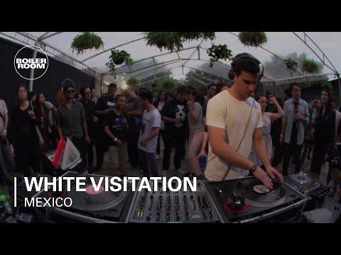 White Visitation Boiler Room Mexico City DJ Set