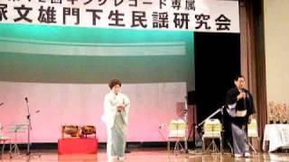 大塚文雄 21年 ゆかたざらいにて   雅の舞