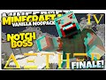 Minecraft 1.9 | NOTCH BOSS BATTLE | AETHER FINALE (Minecraft Custom Command Mod Pack)