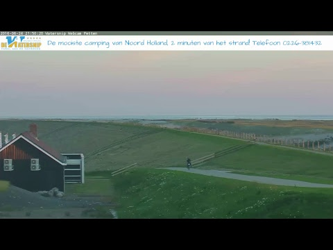 Watersnip Webcam Petten