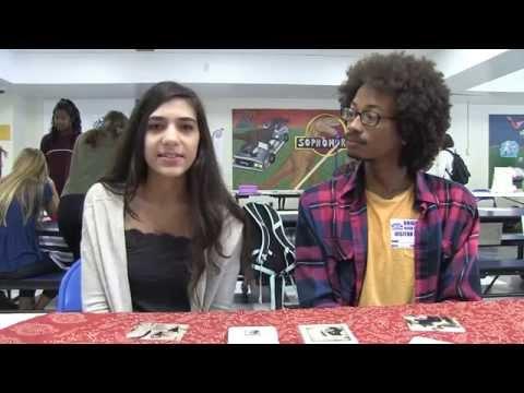 Brighton High School Club Expo for 2014-2105 School Year