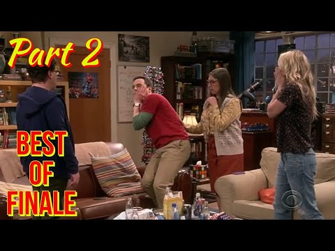 The Big Bang Theory Season 12 Final Episode(s12e24) Best And Funniest Moments | Part 2