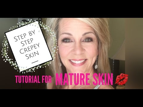 Makeup For Mature Eyes and Skin | Full Face Tutorial
