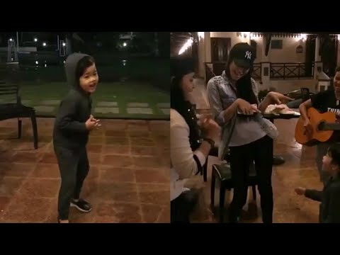 Danda & Zahirah Macwilson buat live performance Cintaku Klepek Klepek Sama Dia | Duda Pujaan Dara