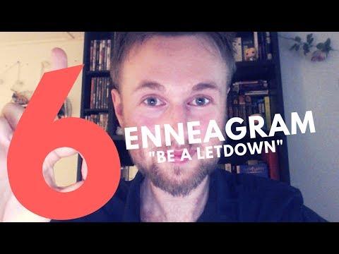 Enneagram 6 Personality Type Description - It's Okay To Be A Letdown. 💪