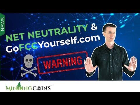 #126 Net Neutrality & GoFCCYourself.com + Bitcoin & Freedom