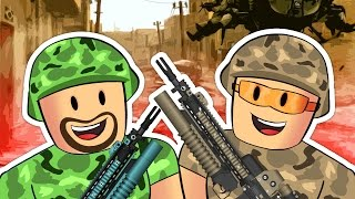 FUNNY ROBLOX SUPER SOLDIERS (Phantom Forces)