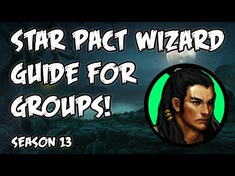 Wizard Build For Pushing Gr