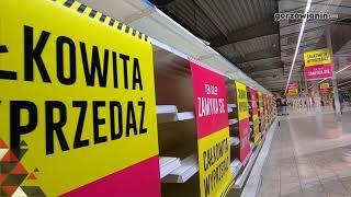 Tesco w Gorzowie na dwa tygodnie przed zamknięciem