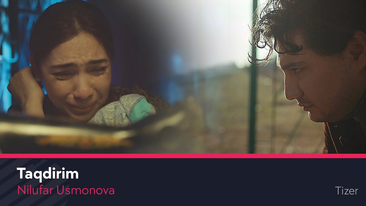 Nilufar Usmonova - Taqdirim (tizer) | Нилуфар Усмонова - Такдирим (тизер)