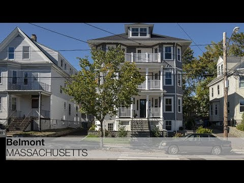 Video of 20 Marlboro Street | Belmont Massachusetts real estate & homes by Barbara Currier