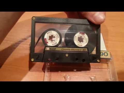 Compact cassette BASF Crome maxima 2,90