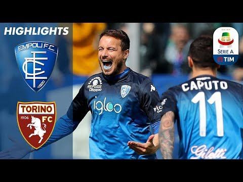 Empoli 4-1 Torino | Empoli climb out of the relegation zone with great win at Torino! | Serie A