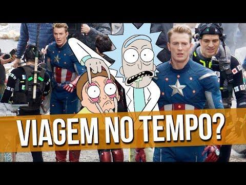 Play VIAGEM NO TEMPO EM VINGADORES 4?