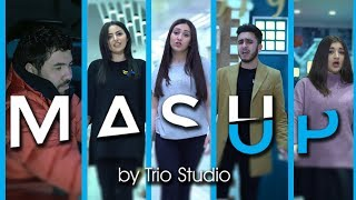 MASHUP by Trio Studio N1 - Saro Tovmasyan, Pitbull & Chris Brown - FUN
