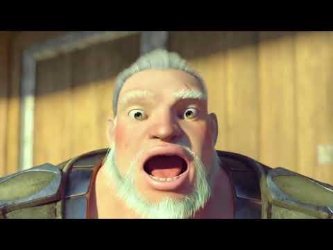 Гнездо дракона 2 трон эльфов мультфильм 2016 дата выхода