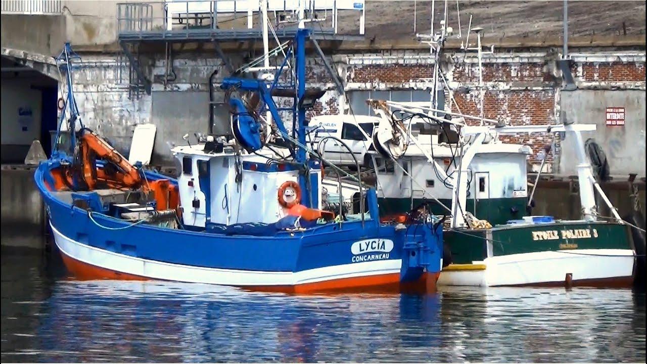 bateau de peche sardine
