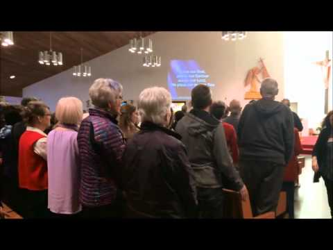 Divine Mercy Conference, Ottawa, Dec. 12, 2015 - Final Blessing and Hymn