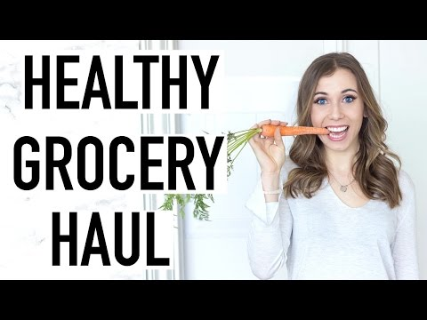 HEALTHY GROCERY HAUL! Healthy Foods That CHANGED The Way I Eat!