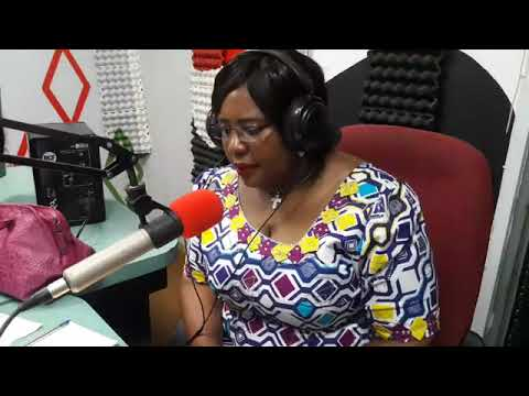 Minister of Information Dora Siliya on  Millennium radio