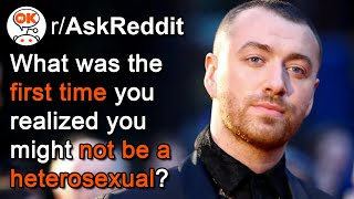 Realizing You're Gay/Bi Stories! (r/AskReddit)