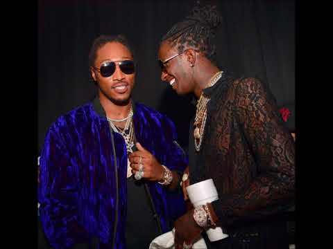 Future x Young Thug – Just Because (SLOWED)