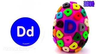 Учим букву D|Учим английский алфавит|Орфографические слова начинающиеся с буквы D|Урок 4